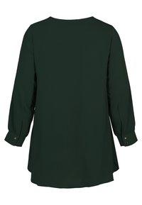 Zizzi - Tunic - dark green - 4