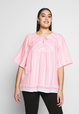 ELIA TOP  - Blouse - neon pink