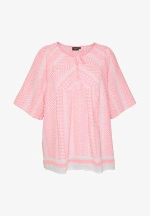 ELIA TOP  - Bluser - neon pink