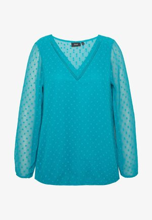 XABELIA BLOUSE - Bluser - biscay bay