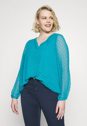 XABELIA BLOUSE - Blouse - biscay bay