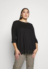 Zizzi - Blouse - black - 0