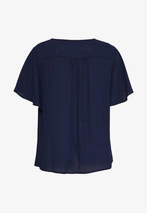 XGEA SHIRT - Bluser - navy blazer