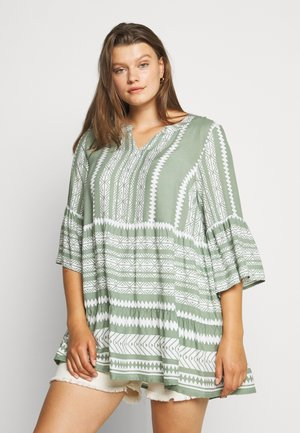XRIVIERA - Tunic - light green