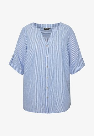VAVA - Bluser - small blue