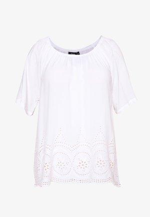VAMELIA BLOUSE - Blouse - bright white