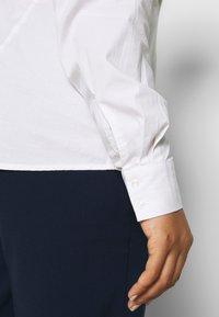Zizzi - ELINA OFFICE  - Blouse - white - 5