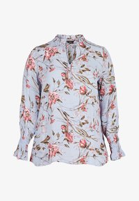 Zizzi - Blouse - light blue - 5