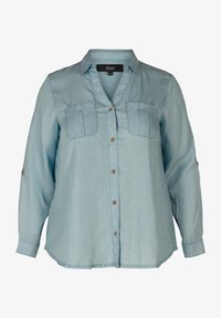 Zizzi - Blouse - light blue - 1