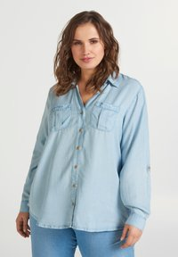 Zizzi - Blouse - light blue - 0