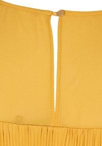 Zizzi - Bluse - dark yellow - 5