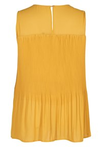 Zizzi - Bluse - dark yellow - 6