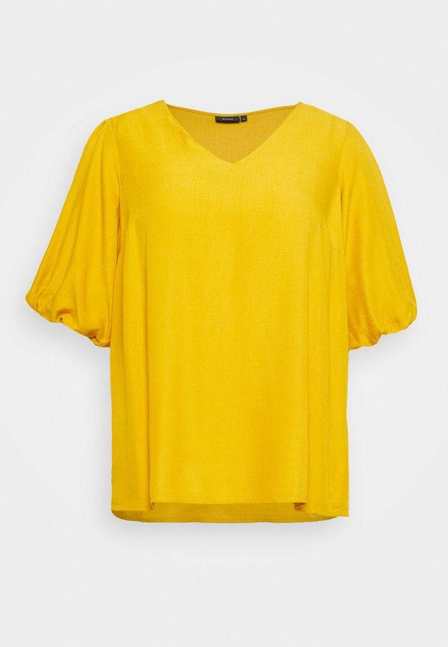 XPURY - Bluzka - golden yellow