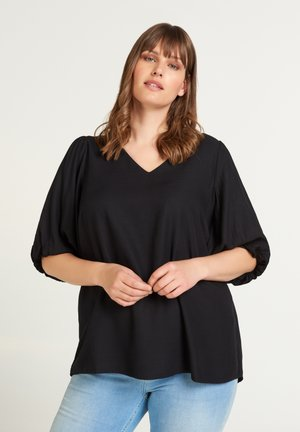XPURY - Blouse - black