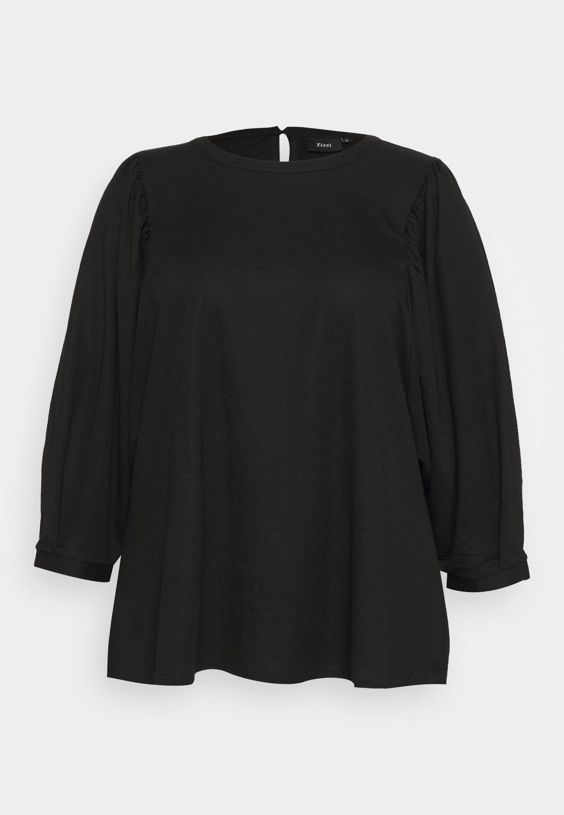 Zizzi T shirt basique black ZALANDO.FR