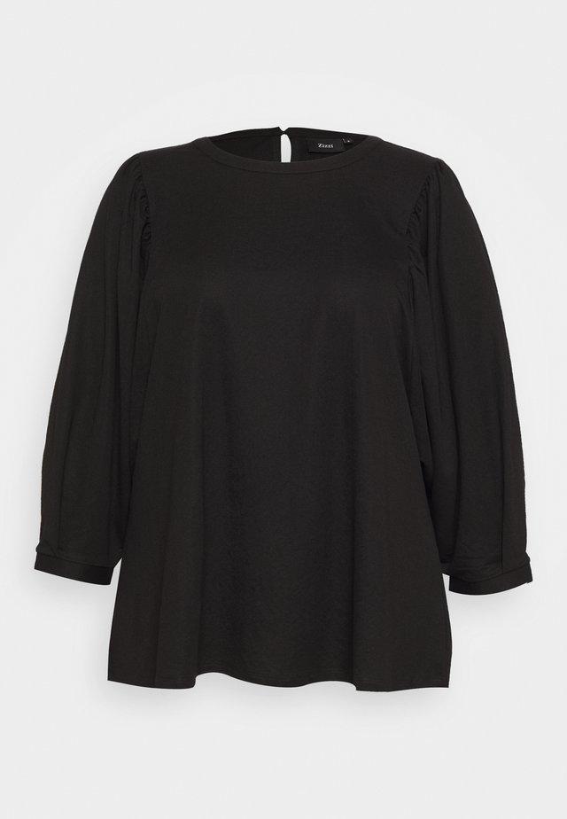 XAMANDA 3/4 - Bluzka - black