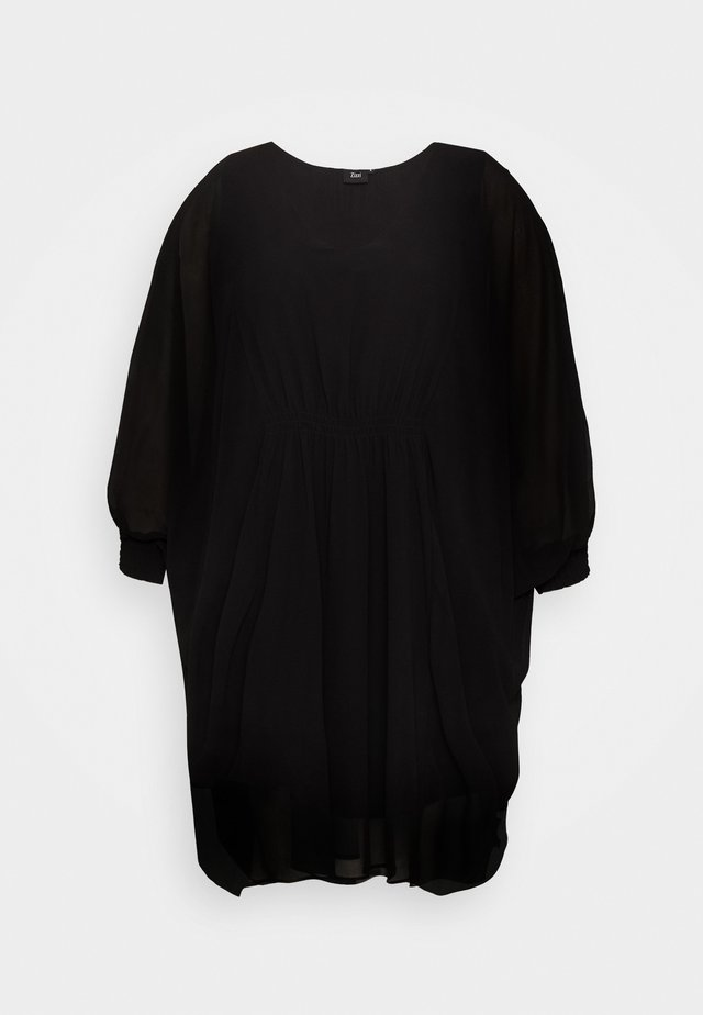 MCYNA - Blus - black