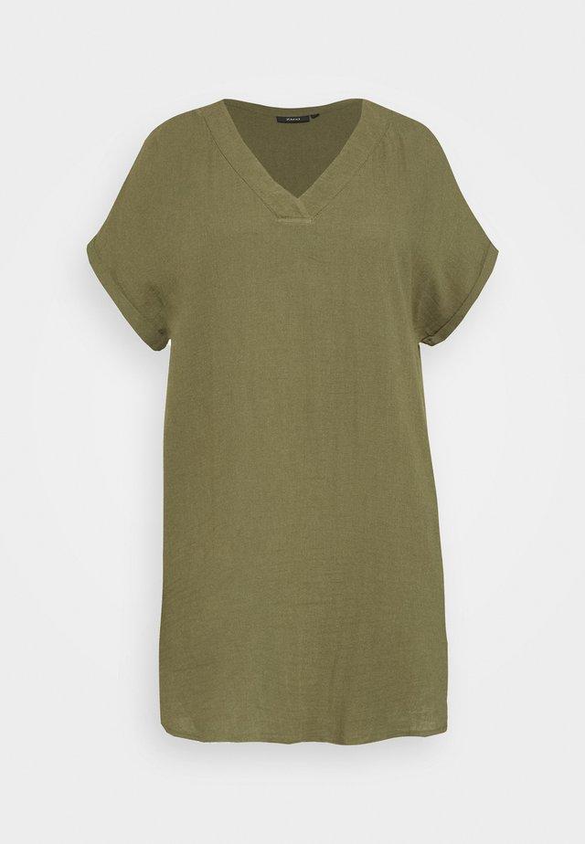 MCATHRINE - Tunic - ivy green