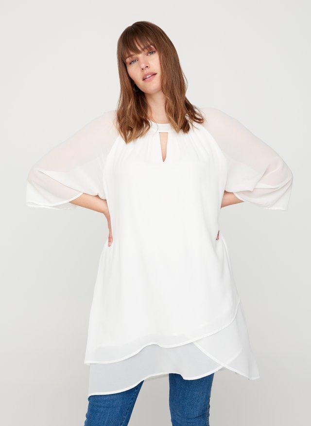 Tunika - off-white