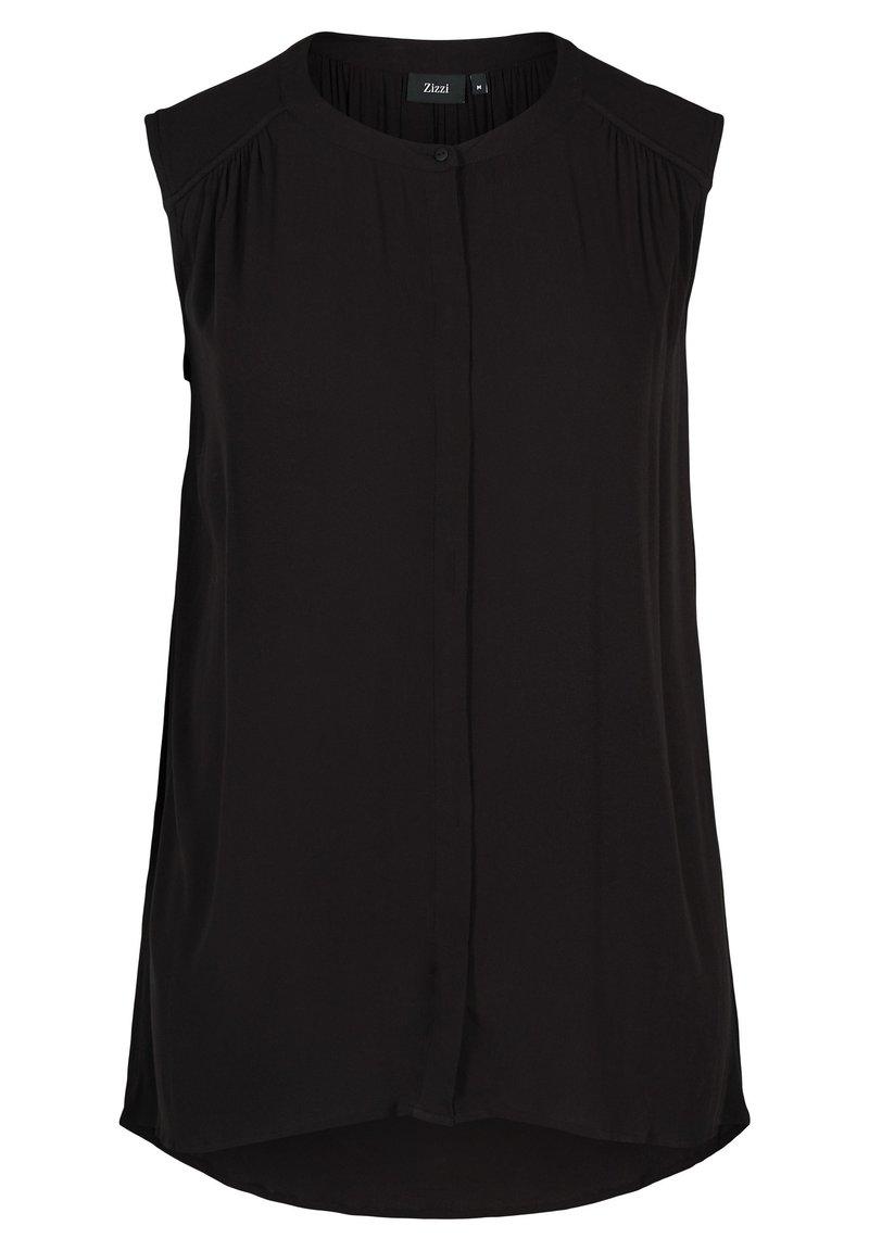 Zizzi - Camicia - black