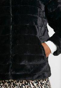 Zizzi - MJOSEPHINE JACKET - Blazer - black - 5