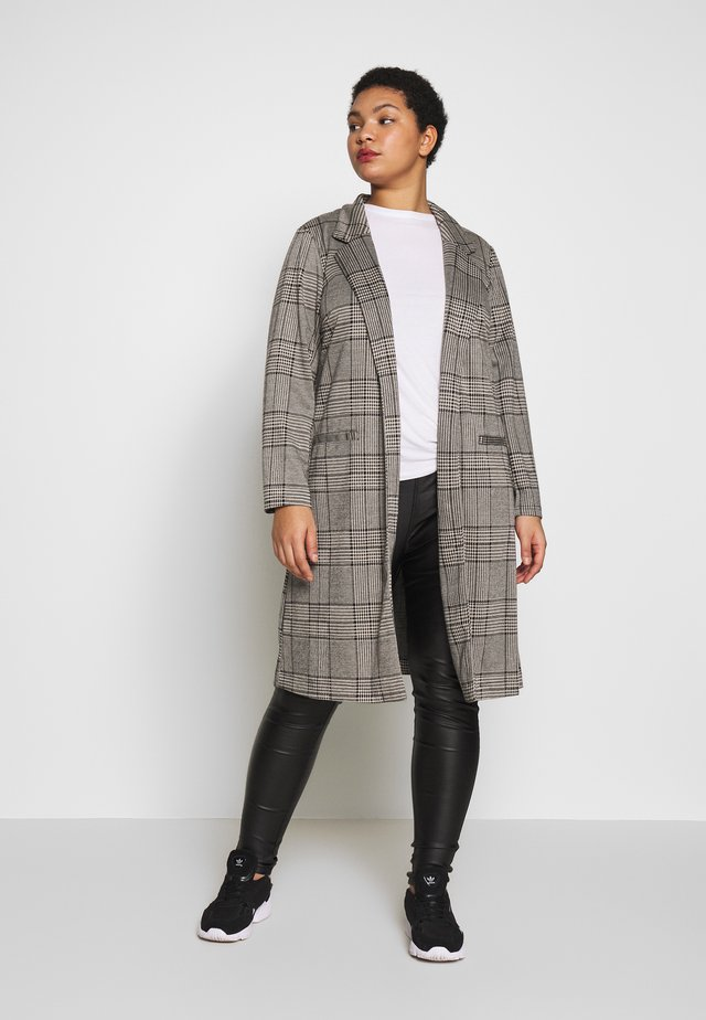 MVIDA - Zimní kabát - brown