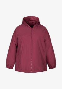 Zizzi - Summer jacket - bordeaux - 0