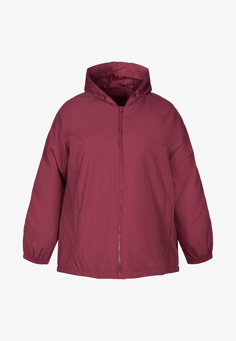Zizzi - Summer jacket - bordeaux