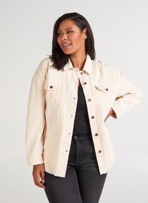 Summer jacket - off white