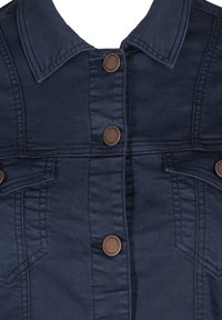 Zizzi - Denim jacket - dark blue - 5