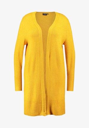 CAPIPPA CARDIGAN - Cardigan - golden yellow