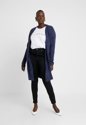 CAPIPPA CARDIGAN - Cardigan - night sky