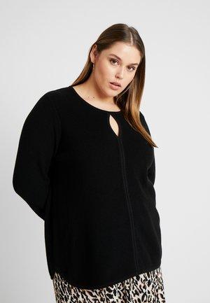 MODESSA  3/4 - Jersey de punto - black