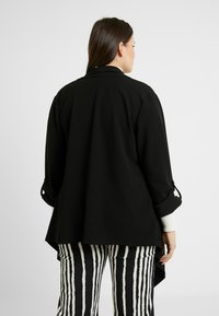 Zizzi - XBEX INDOOR - Blazer - black - 2