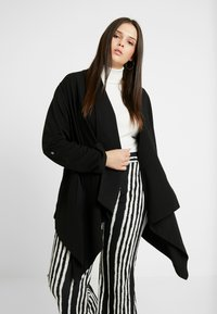 Zizzi - XBEX INDOOR - Blazer - black - 3