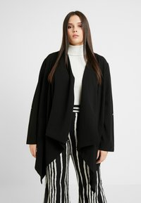 Zizzi - XBEX INDOOR - Blazer - black - 0