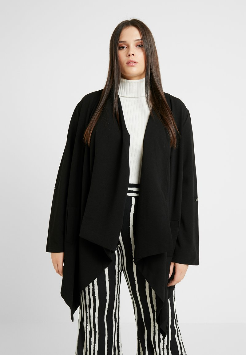 Zizzi - XBEX INDOOR - Blazer - black