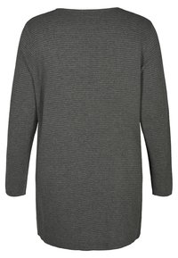 Zizzi - Cardigan - dark grey - 4