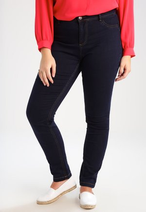 NILLE - Jeans slim fit - blue denim