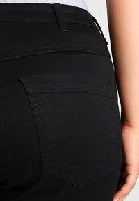 Zizzi - EMILY - Jeans Slim Fit - black - 3