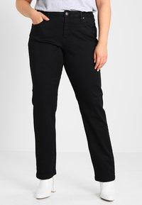 Zizzi - EMILY - Jeans Slim Fit - black - 0