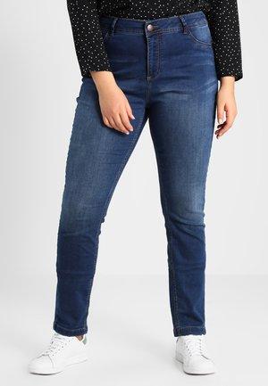 SANNA - Slim fit jeans - blue washed
