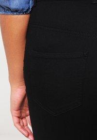 Zizzi - NILLE - Jeans Slim Fit - black - 4