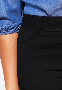 Zizzi - NILLE - Jeans Slim Fit - black - 3