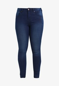 Zizzi - AMY LONG - Skinny džíny - blue denim