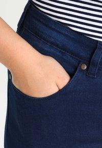 Zizzi - AMY LONG - Jeans Skinny Fit - blue denim - 3