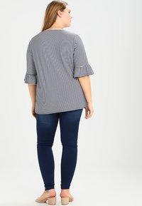 Zizzi - AMY LONG - Jeans Skinny Fit - blue denim - 2
