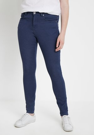 LONG AMY SUPER - Jeans Skinny - vintage indigo