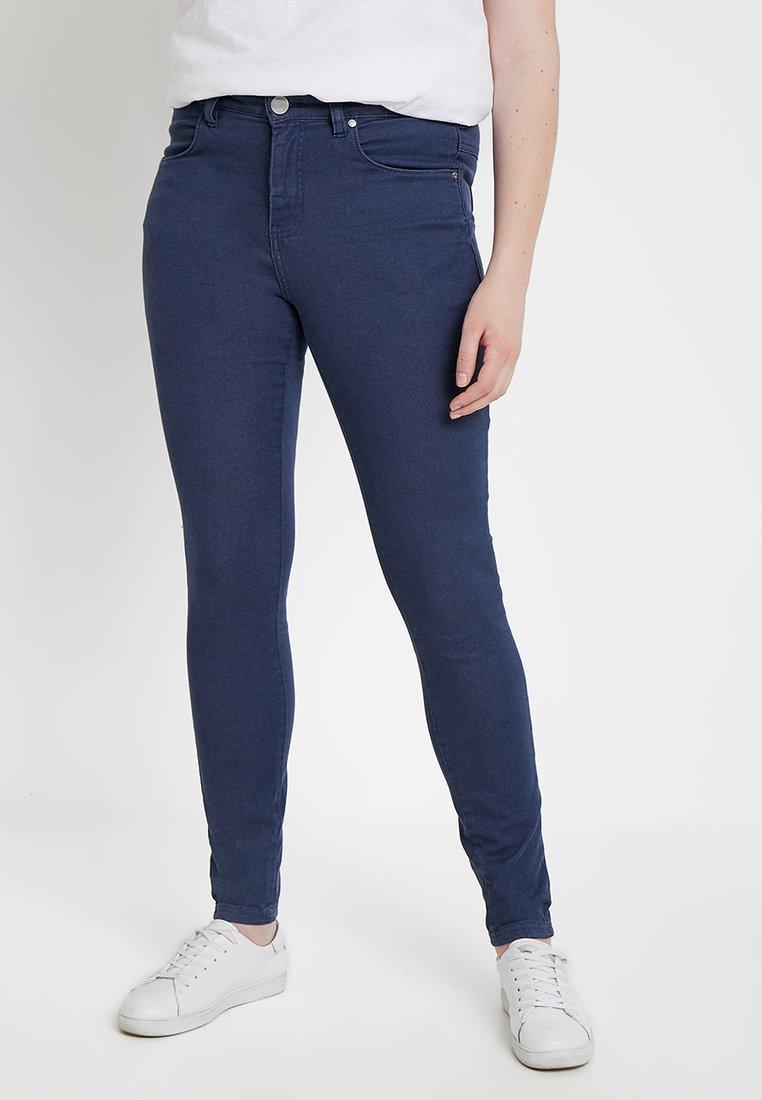 Zizzi - AMY SUPER - Jeans Skinny Fit - vintage indigo
