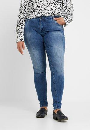 LONG SANNA EX - Jeans Skinny Fit - blue denim